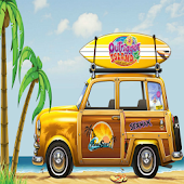 Surf Woody Car GO THEME