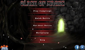 Screenshot of Clash of Mages Free