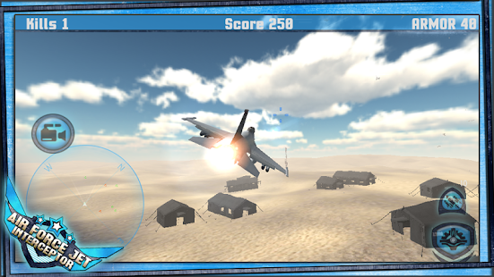 Air Force Jet Interceptor- screenshot thumbnail