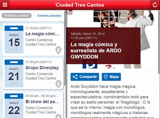 【免費購物App】CC Ciudad Tres Cantos-APP點子