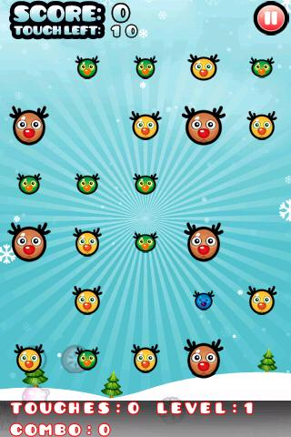 Bubble Blast Holiday - screenshot
