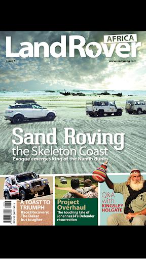 Land Rover AFRICA Magazine