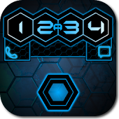 Graphene Cyan Go Locker Theme