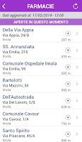 Screenshot of AppU Imola