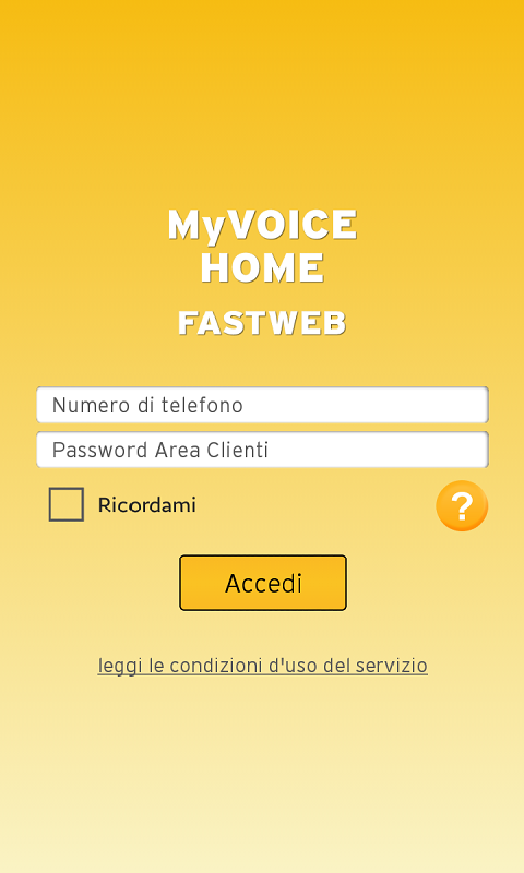 MyVoice Home- screenshot