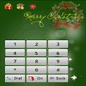 Dialer Xmas 2013 Green icon