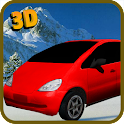 Winter Car Driver Parking 3D icon