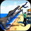 Crocodile Simulator Pro icon