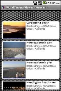 WorldCamera Viewer- スクリーンショットのサムネイル