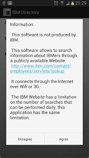 IBM Directory