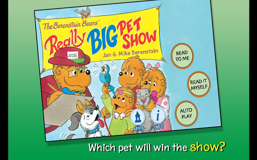 BB - Really Big Pet Show
