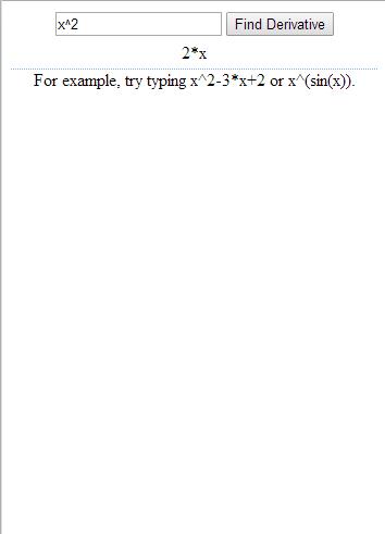 Partial derivative - Calculus