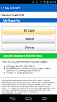 Screenshot of Benefit Tools