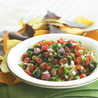 Garden-Fresh Salsa