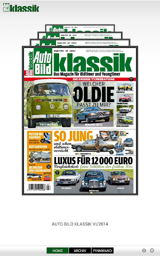 AUTO BILD KLASSIK