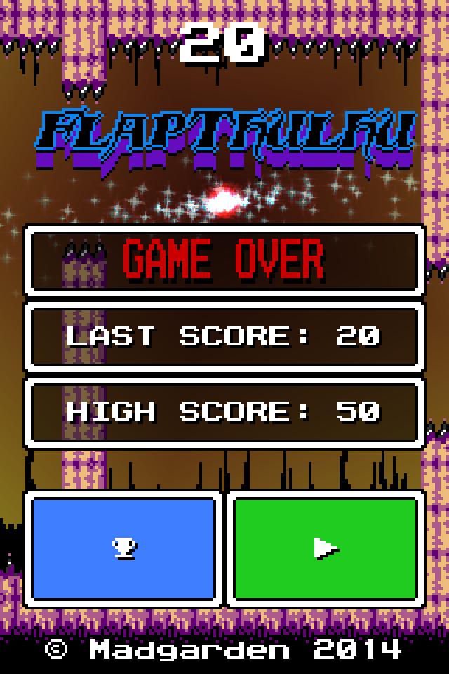 FlapThulhu screenshot #1