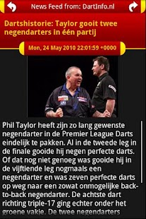 Darts ScoreCard PRO - screenshot thumbnail