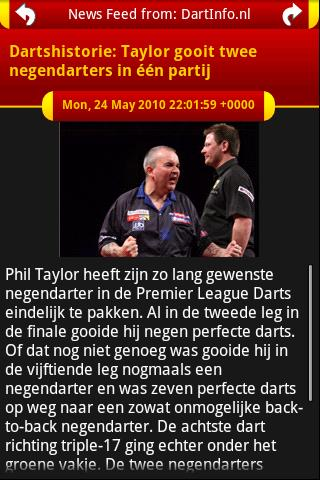 Darts ScoreCard PRO - screenshot