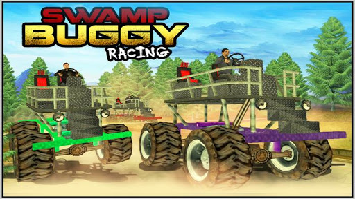 Swamp Buggy Racing 3D Game