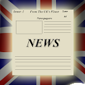 Paper Round for News from UK