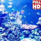 Aquarium Live Wallpaper HD 2 icon