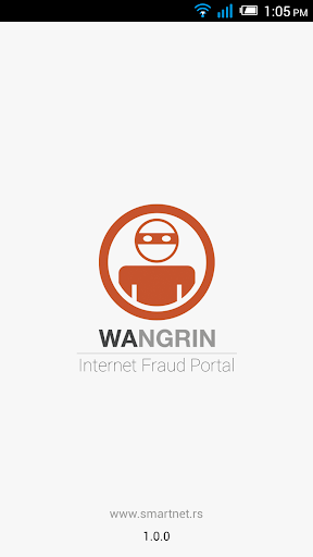 WANGRIN Internet Fraud Search