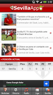 Sevilla App Lite - screenshot thumbnail
