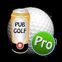 Pub Golf Pro logo