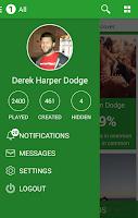 Screenshot of 1Mind