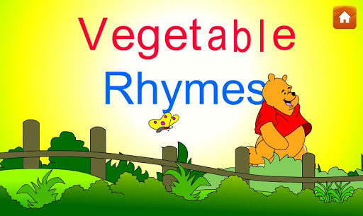 Vegetable Rhymes Vol 1