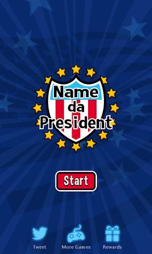 Name Da President