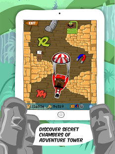 Crazy Ropes : The Ninja Escape Screenshot 8