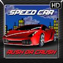Speed Car Rush or Crush icon