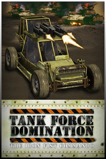 Tank Force Domination