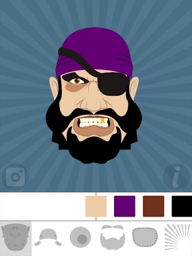Avatar Maker - Pirates Edition