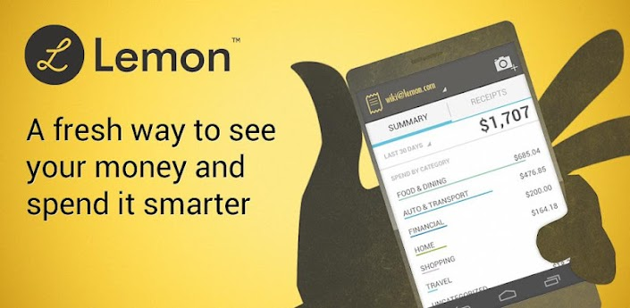 Lemon.com - Manage your money.