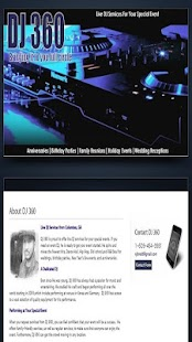 DJ 360 - Mobile App - screenshot thumbnail