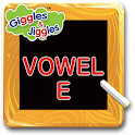English Vowel E for LKG Kids icon
