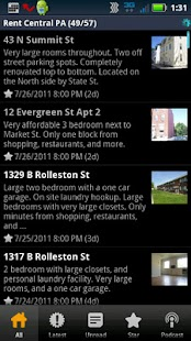 Apartment Search Central PA- screenshot thumbnail