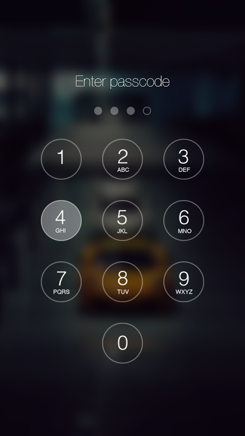 how to unlock iphone 4 passcode lock passcode keypad lock screen android apps on play 1130
