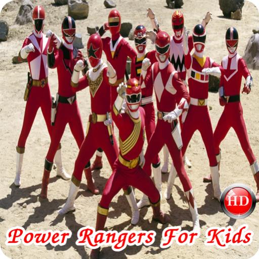 Power Rangers For Kids