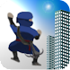 Ninja Climbing