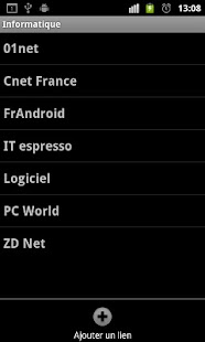 Journaux Français - screenshot thumbnail