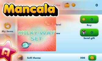 Screenshot of Mancala