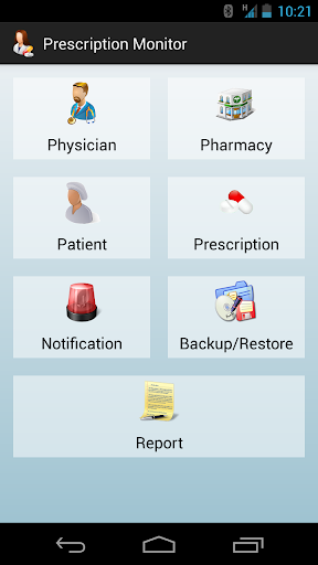 Prescription Monitor Free