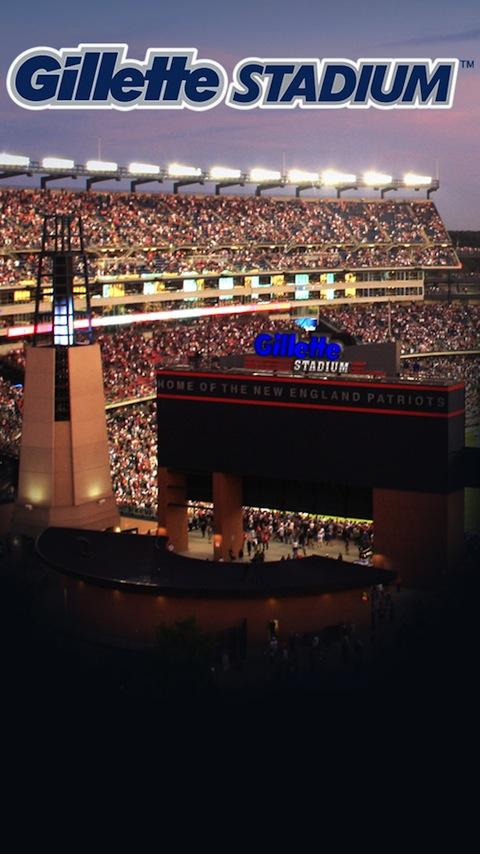 Gillette Stadium - screenshot