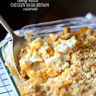 Cheesy Hash Brown Casserole Cream Cheese Recipes.