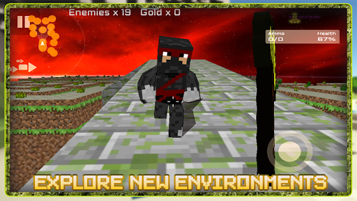 Cube biome survival games