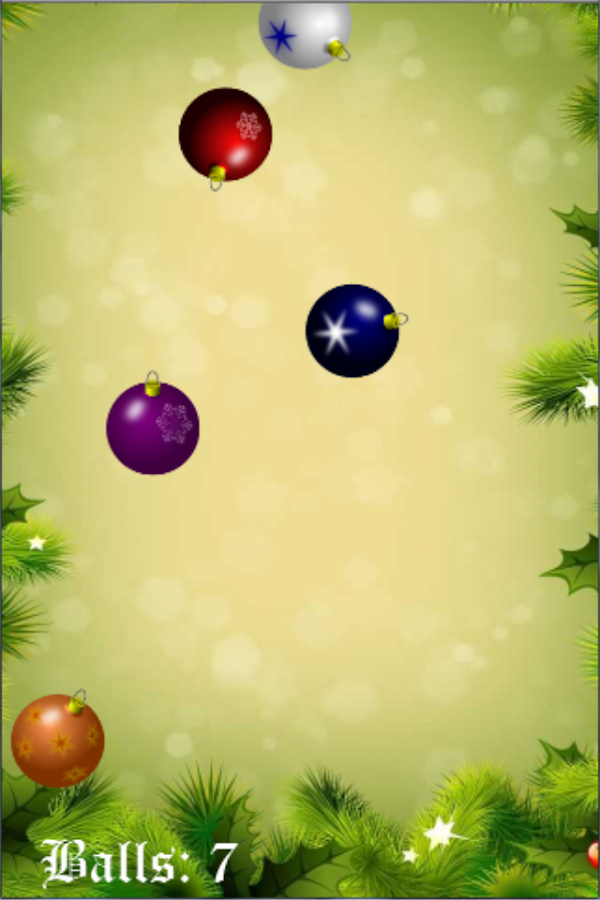 Tappy Holidays- screenshot