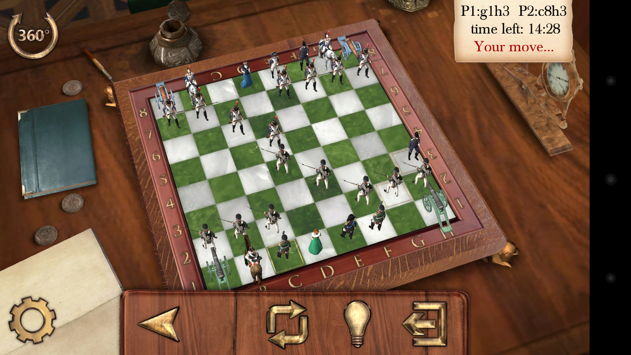 Chess War- screenshot